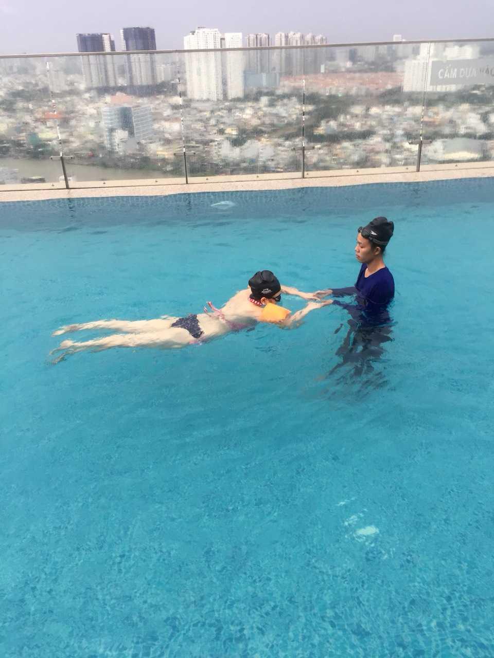 Học bơi ở quận gò vấp