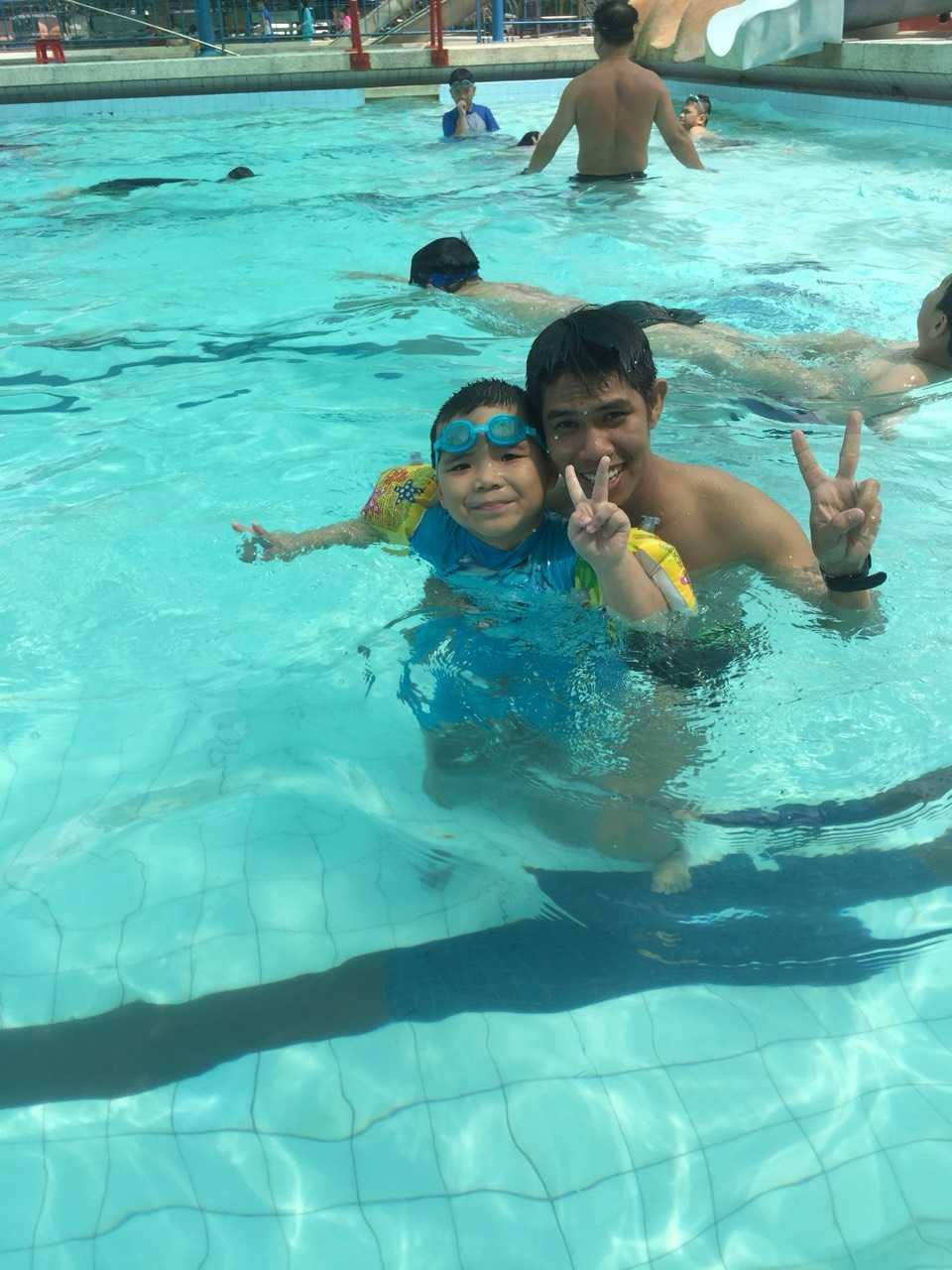 Học bơi Việt Nam