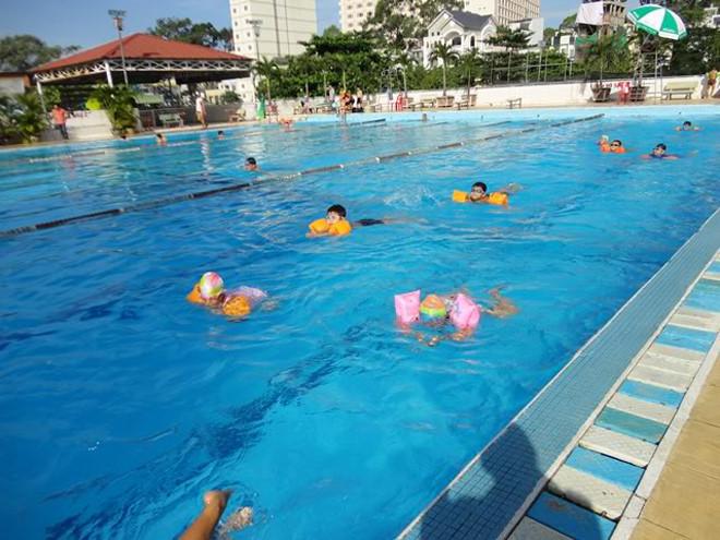 Học Bơi Quận 11 - Hồ Boi Nguyễn Tri Phương