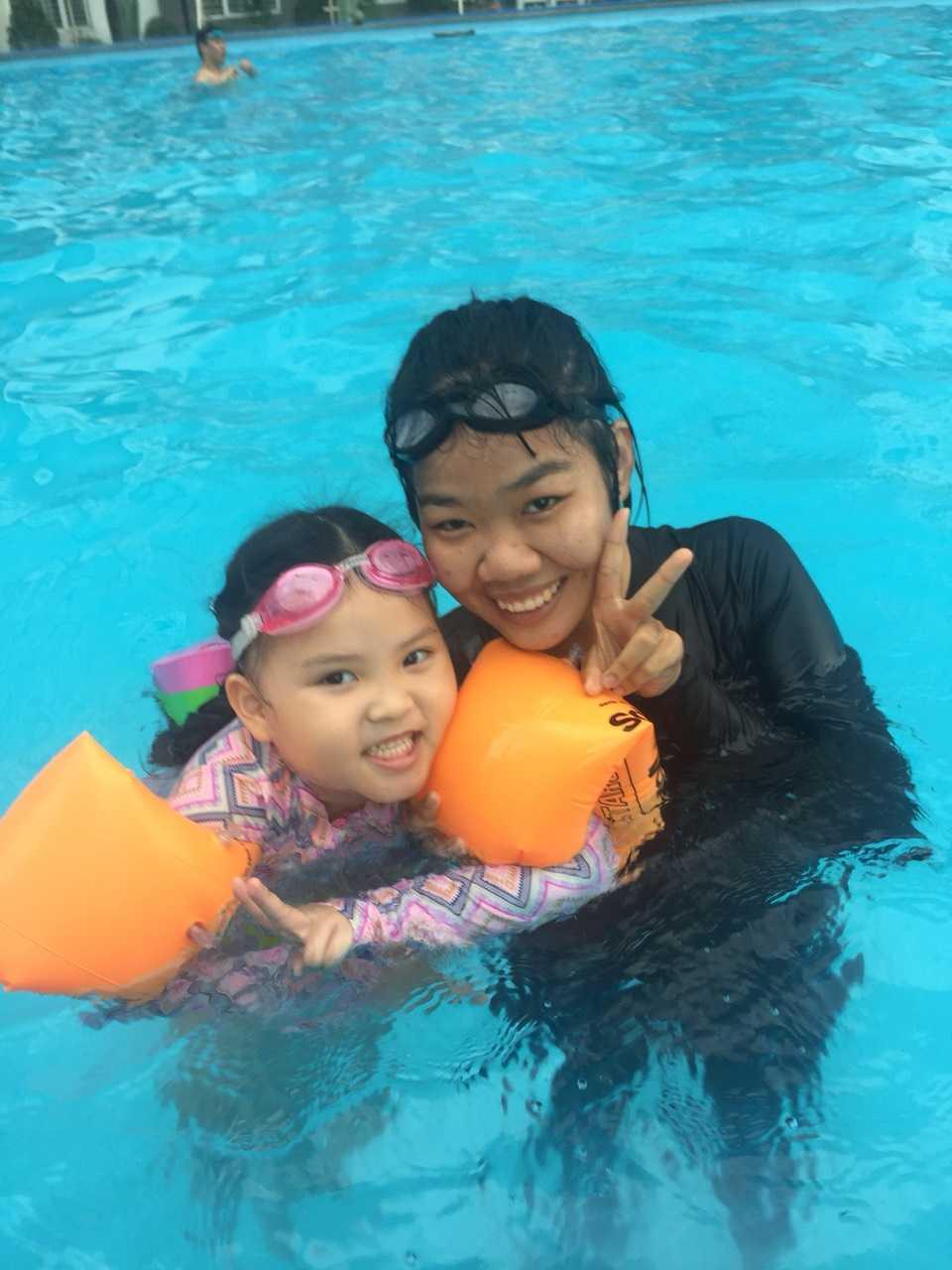 Trung Tâm dạy bơi Việt Nam - Lớp học bơi quận 11