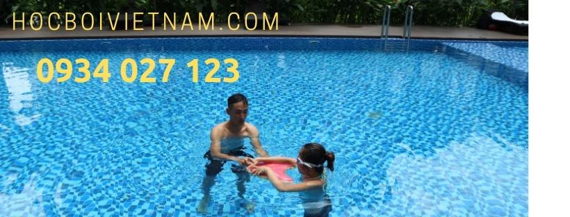 học bơi ở phú mỹ hững