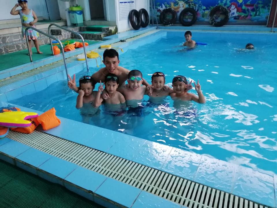 bể bơi thuỷ lợi