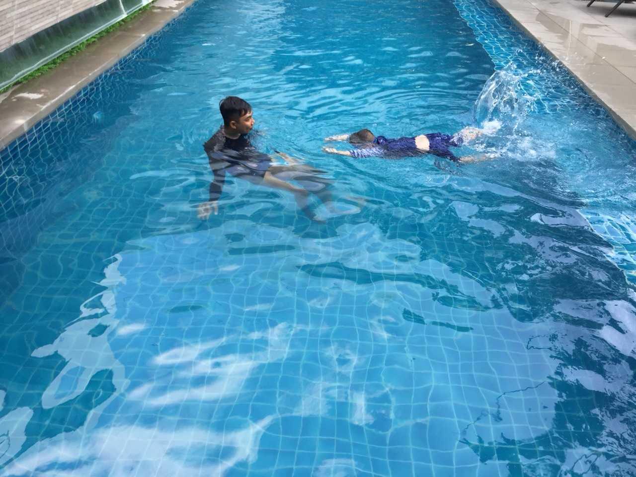 Lớp học bơi uy tín ở quận 11 của trung tâm dạy bơi Việt Nam