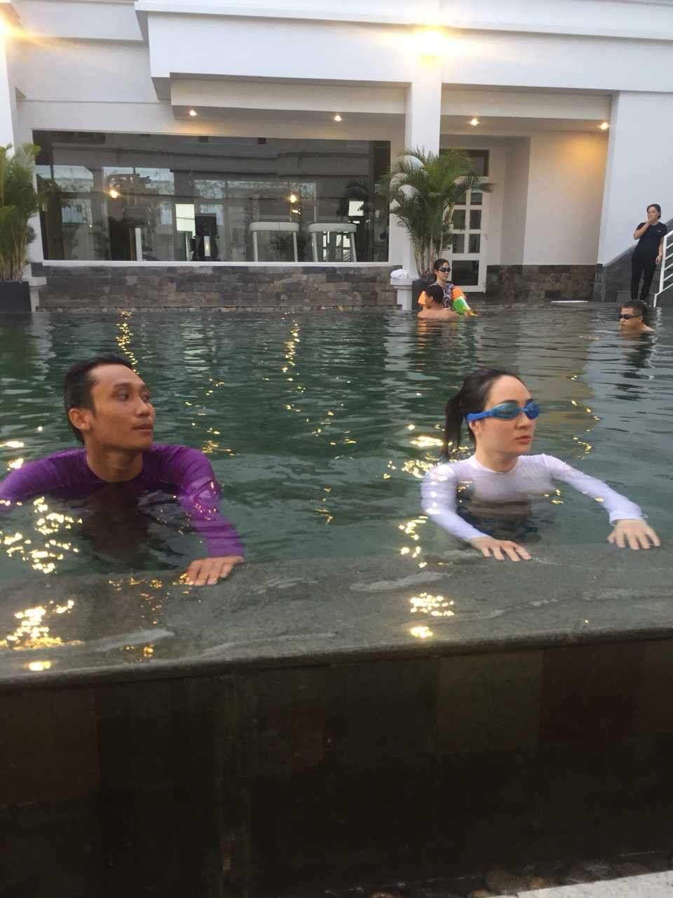 học bơi quận bình thạnh