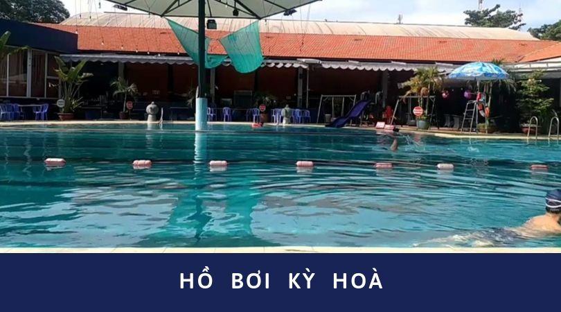 Hồ bơi kỳ hoà quận 10, địa điểm bơi lội lý tưởng dành cho bạn
