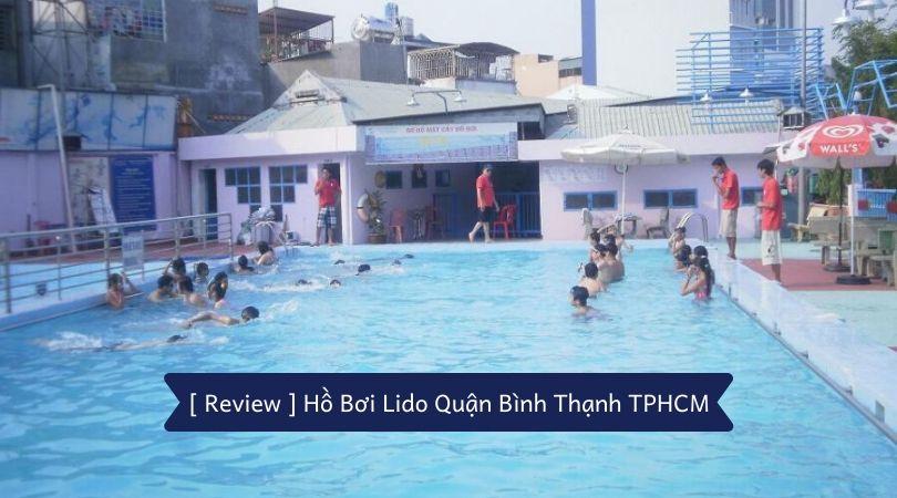 Hồ bơi lido là một trong những địa điểm bơi lội cực kỳ lý tưởng dành cho bạn.