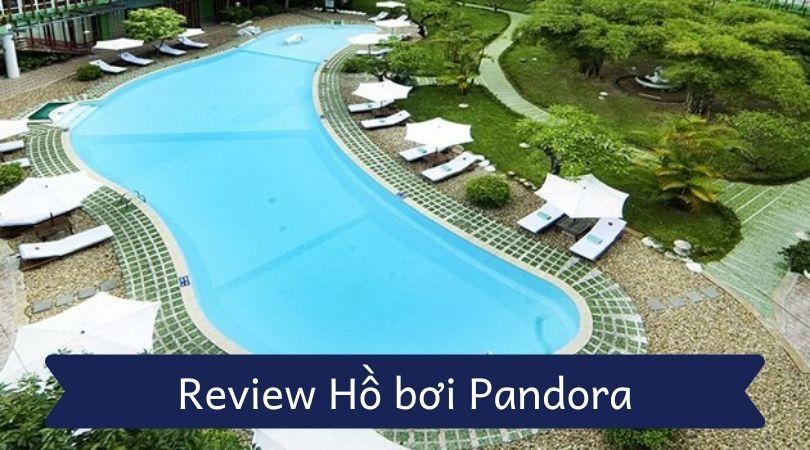 Hồ bơi pandora quận tân phú thành phố hồ chi minh