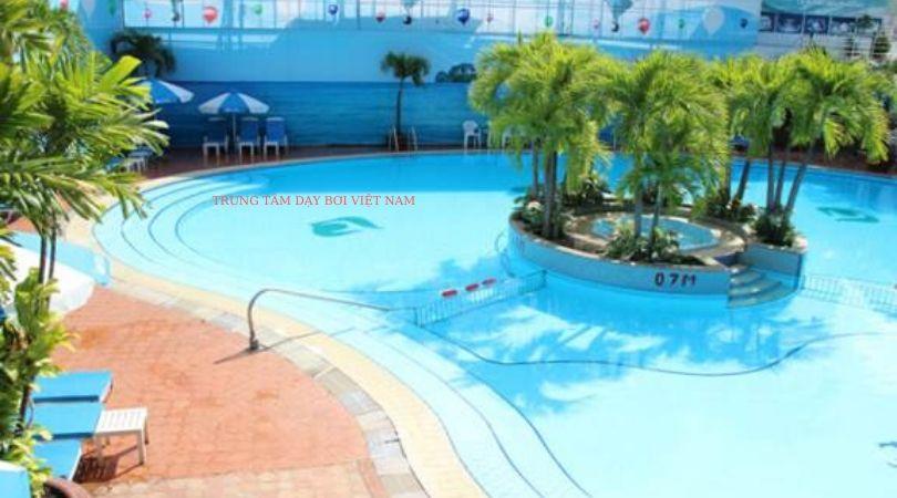 Hồ bơi quận 10 địa điểm bơi lý tưởng dành cho bạn
