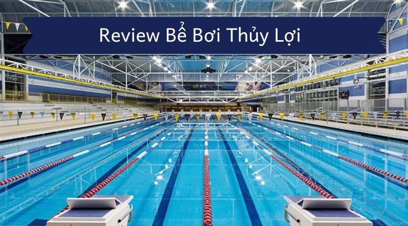 bể bơi thuỷ lợi là một trong những địa điểm bơi nổi tiếng ở tphcm