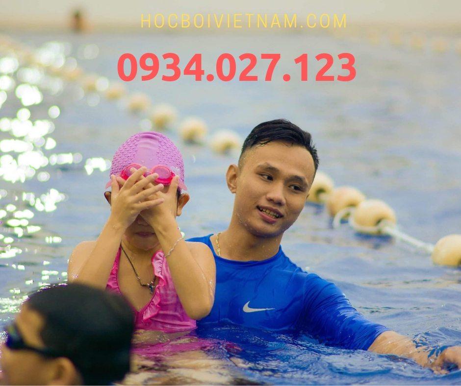 Học bơi kèm riêng TpHCM