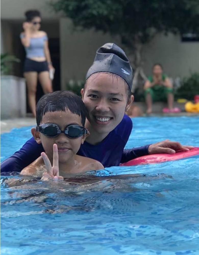Học Bơi Kèm Riêng Quận 8 | 0934.027.123