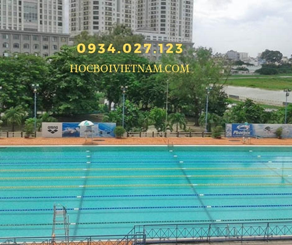 Học bơi quận 6