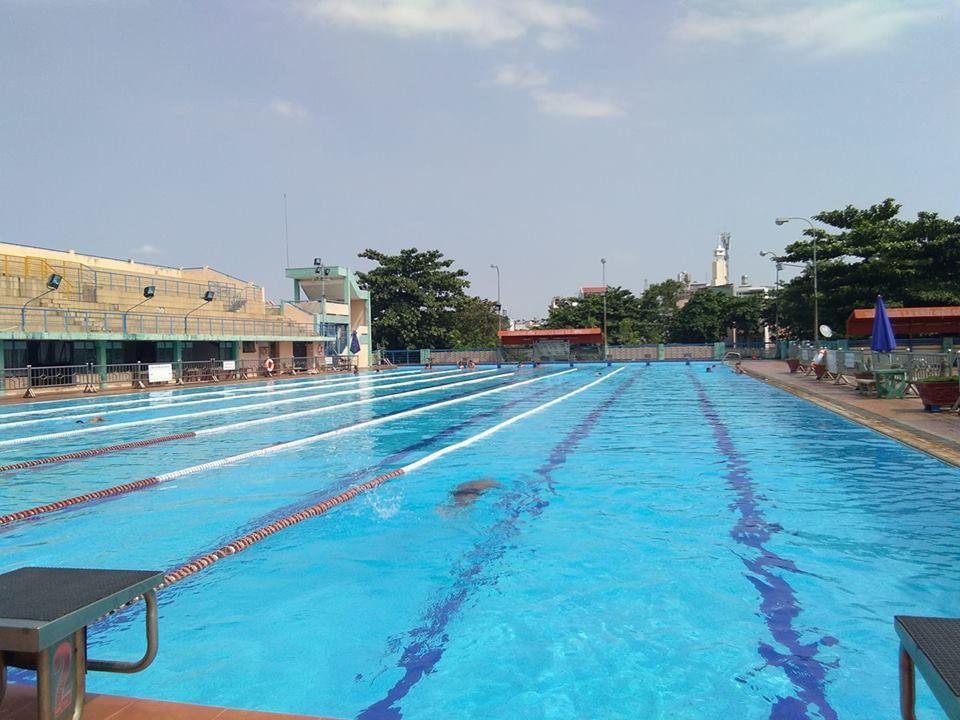 Học Bơi Quận Phú Nhuận - Hồ Bơi Rạch Miễu